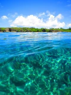 宮古島の素敵な海
