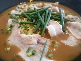 カレー麺!!!